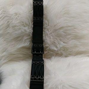 Calvin Klein, size XL, vegan leather black belt
